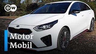Shooting-Star - Kia Proceed GT | Motor mobil
