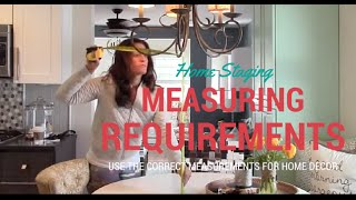 Important Measurements For Home Staging