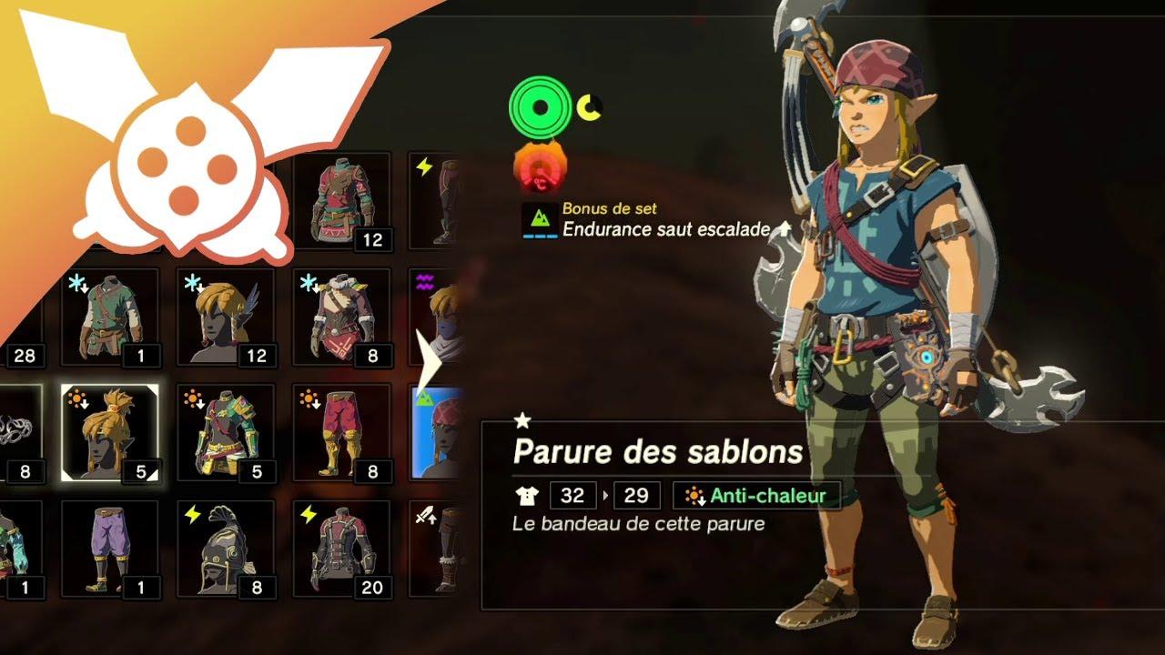lp the legend of zelda breath of the wild 111 la montagne de la mort