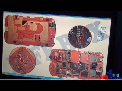 HTC Desire C не включается. Симбиоз Аппаратно программного ремонта