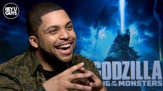 O'Shea Jackson & Michael Dougherty On Godzilla: King Of Monsters Interview