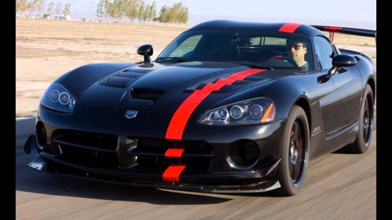 2016 Dodge Viper ACR Black Venom  YouTube