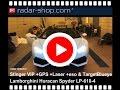 Lamborghini Huracan Spyder LP610 4 with radar detector Stinger VIP