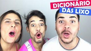 DICIONÁRIO DE BORDÕES DO BENIGNO