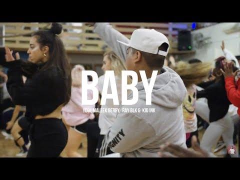   Yogi ft Maleek, Ray Blk, Kid Ink Baby   Steven Pascua Choreography  