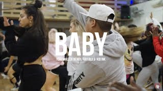 Gambar cover | Yogi ft Maleek, Ray Blk, Kid Ink Baby | Steven Pascua Choreography |