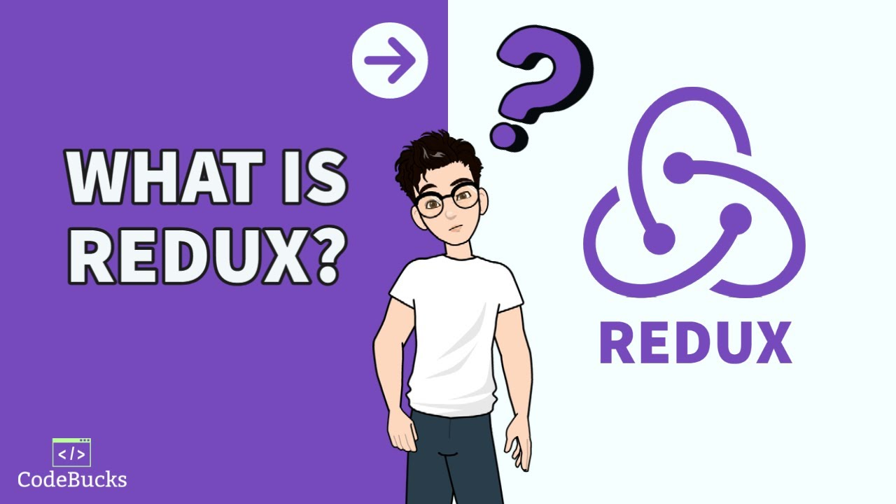 Download Redux Tutorial [ What is Redux? ]  - #1