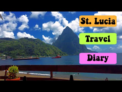 St. Lucia Travel Diary 2018!!
