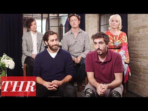 Jake Gyllenhaal & Tatiana Maslany Portray RealLife Couple in Boston Marathon Bombing  TIFF 2017