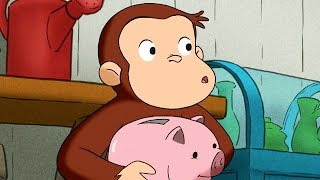 Curious George 🐵 George Buys A Kite 🐵Full Episode🐵 HD 🐵 Cartoons For Children