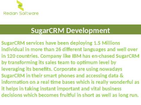SugarCRM Customization | Telephony Integration | Sugarcrm pbx and Asterisk integration