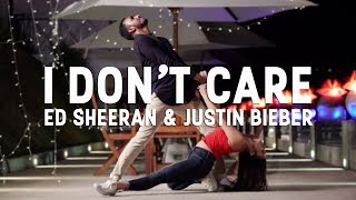 I Don't Care - Ed Sheeran & Justin Bieber | @Danceinspire + Sohan Jacob Choreography | 2019