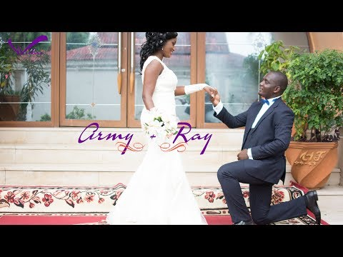 Army+Ray's Congolese Wedding Short Film in Pointe-Noire, Congo-Brazzaville