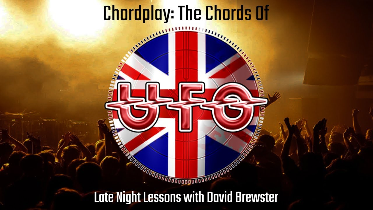 Chordplay - The Chords Of UFO