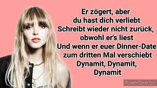 Dynamit lyrics - LINA