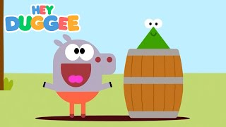 The Hide and Seek Badge - Hey Duggee Series 1 - Hey Duggee