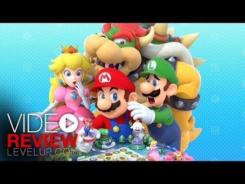 VIDEO REVIEW: Mario Party 10