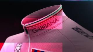 Giro 100 jerseys unveiled