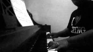 cant help falling in love with you piano cover