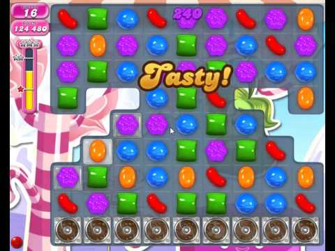Candy Crush Saga Level 496