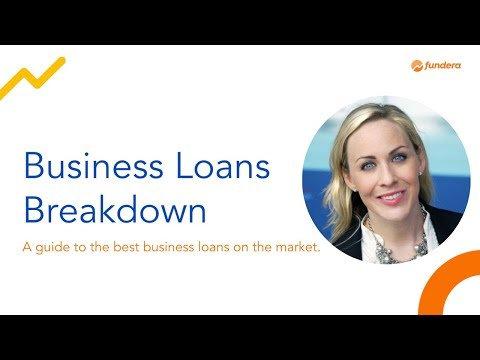 8 Business Loan Options Small Business Owners Need to Know