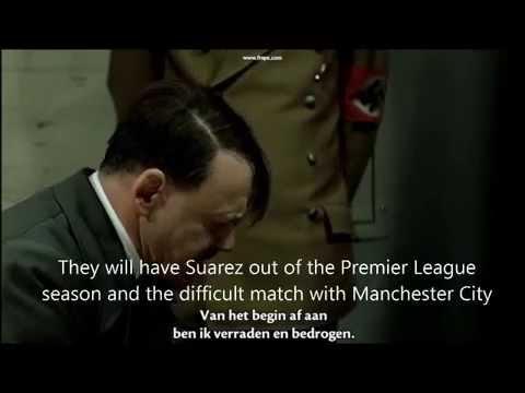 Hitler reacts to Suarez