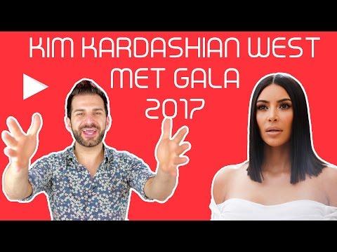 Achieve The Look: Kim Kardashian West Met Gala 2017 | Michael Albaho