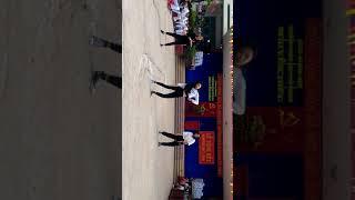 Nhảy dance Bùa Yêu - Bích Phương ( Lễ tổng kết 2018 THPT Nguyễn Diêu )