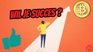 💪Wil je Succes ? | Doopie Cash | Bitcoin & Crypto