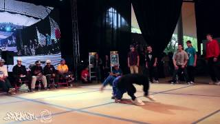 Top16 - Predatorz vs Husaria | Warsaw Challenge 2014 | WWW.BREAK.PL