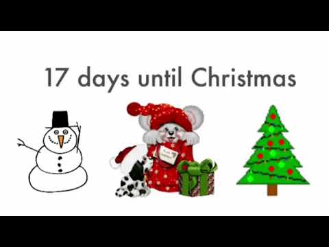 17 days until Christmas - YouTube