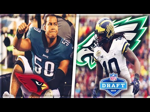 Jordan Hicks Signs With The Cardinals -- What Does That Mean For Philly? -- DEVIN BUSH IN THE DRAFT!