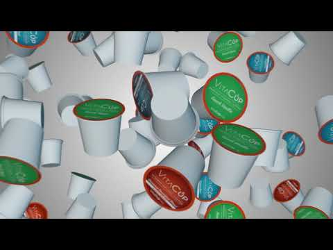 VitaCup - Vitamin Infused Coffee & Tea