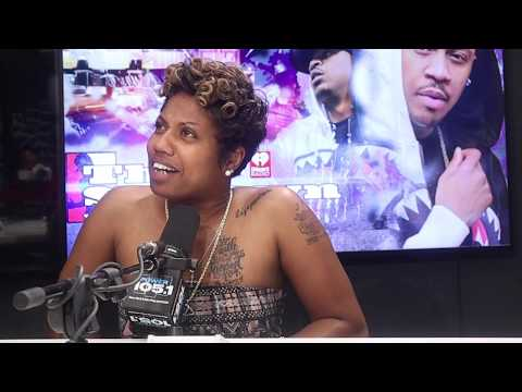 EmEz - Neveah Speaks On Her New Single, Working With Keith Sweat, Sexuality & More