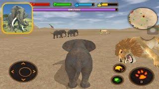 Clan Of Elephants Defeat Boss Lion IOS Gameplay Newbie Gaming