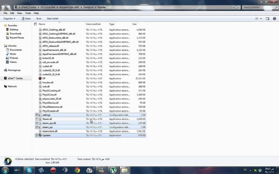 apex release.dll