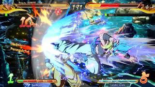 Dragon Ball Fighterz- Jogando online