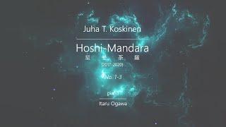 Juha T. Koskinen: Hoshi Mandara (2017-20)/No. 1-3