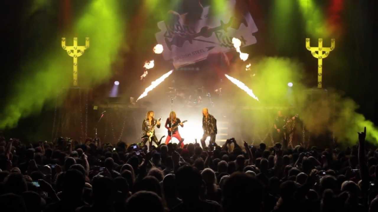 Engineers on Mixing Judas Priest