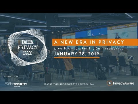 Data Privacy Day 2019: A New Era in Privacy