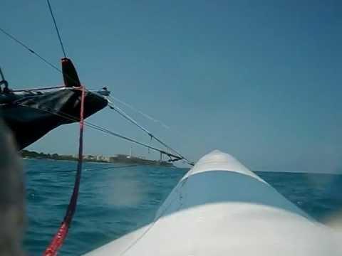 puntiroli oscar dudek pavol giro d'Italia 2011 catamarano mattia esse sport 18 real sailing italia 9