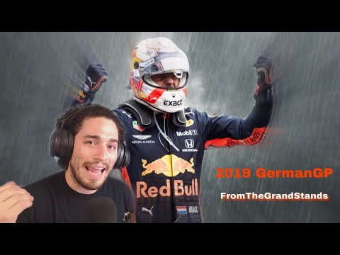 2019 F1 GermanGP Was Spectacular To Watch!