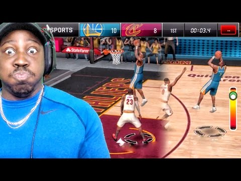 MY NEW LEGEND CAN'T BE STOPPED! LEGEND PACK OPENING! NBA Live Mobile 16 Gameplay Ep. 39