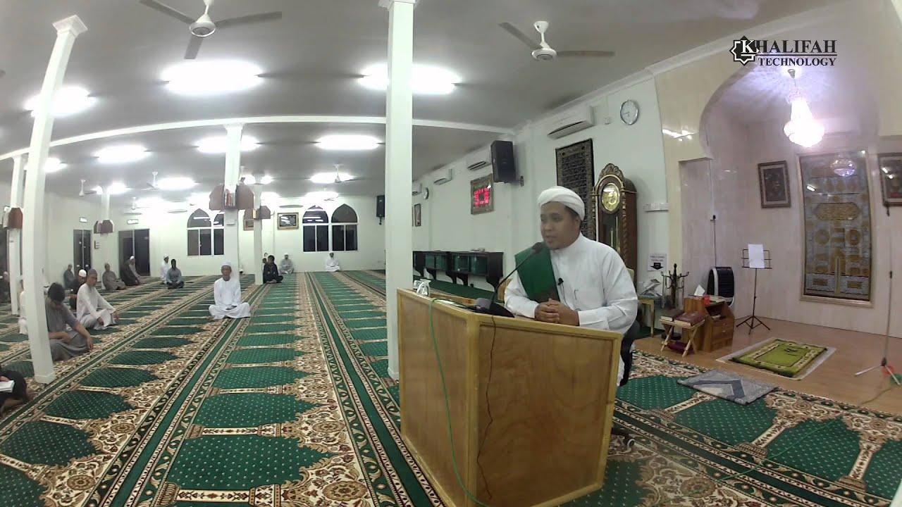 Download Ustaz Abdul Rahman - Kuliah Cinta Rasul | Mengapa kita perlu berselawat? (21-10-2015)