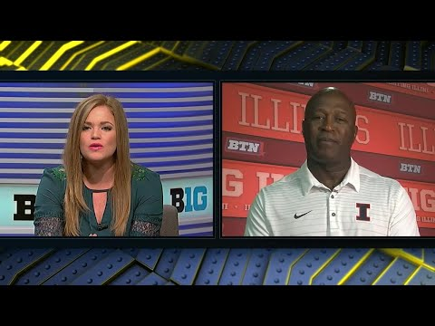 Lovie Smith - BTN Live Interview