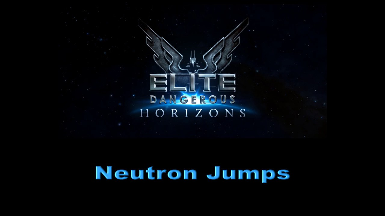 how to nutron jump elite