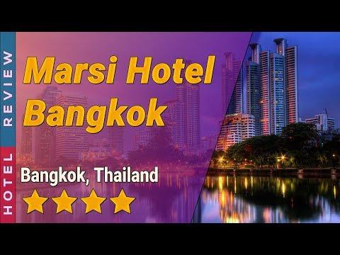 Marsi Hotel Bangkok hotel review | Hotels in Bangkok | Thailand Hotels