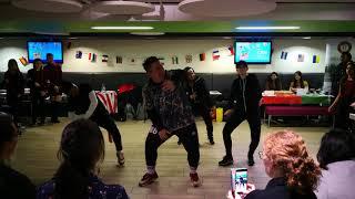 K-POP IN PUBLIC CHALLENGE] HIGHLIGHT - PLZ DONT BE SAD (d:Fi)