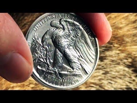 2017 Palladium Eagle Unboxing!