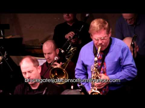 Bruce Gates Jazz Consortium Big Band - Upper Manhattan Medical Group